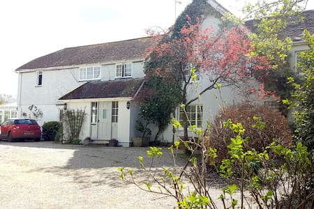 Twin Room, Hawthorn Cottage, Child Okeford - Nr Blandford Forum - Inap sarapan