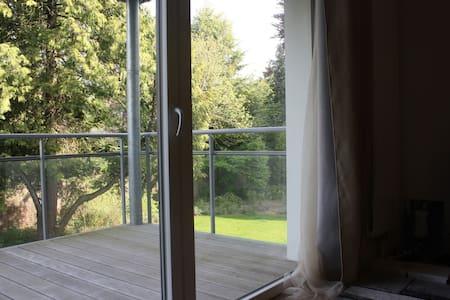 T2 avec balcon en face du parc Barbieux - Huoneisto