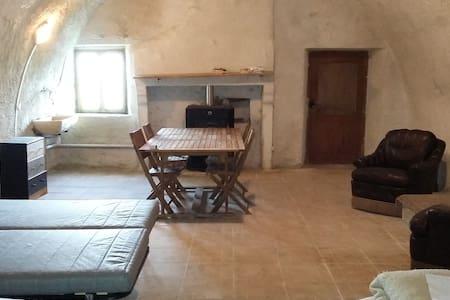 Buron de La Loubeyre - Bas - Casa