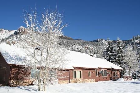Perfect Home for Wolf Creek Most Snow in Colorado! - Ház