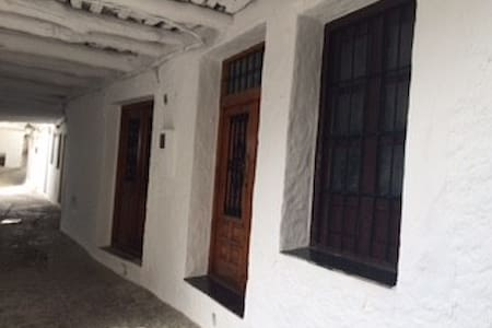 Traditional house in the heart of Alpujarras - Apartemen