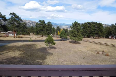 Estes Park BnB With Beautiful Views...Belvedere! - 公寓