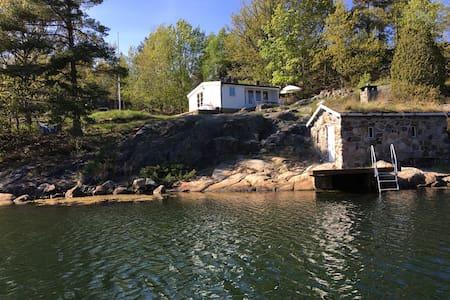 Eikeland - Hytte