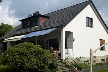 Ferienappartment Hermannblick - Detmold - Apartamento