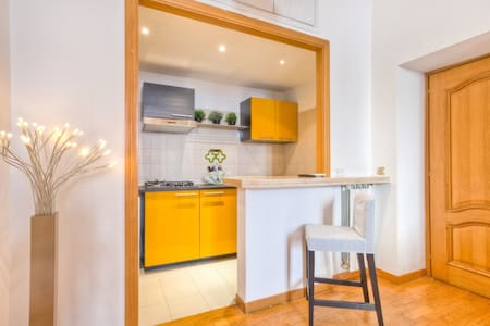 Ripetta gialla - Apartment
