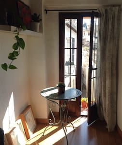 Wonderfull apartament in front the Alhambra - Granada - Lejlighed