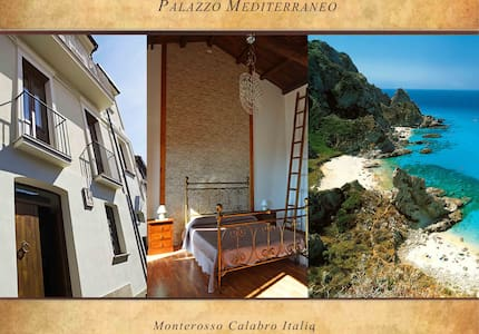 Palazzo Mediterraneo - appartamento - Hus