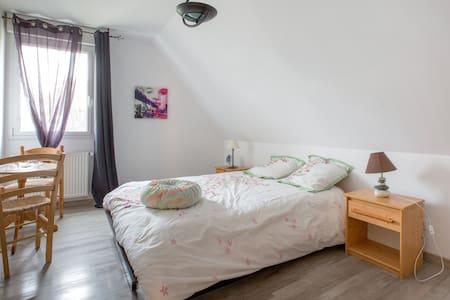 Belle chambre confort grande maison - Ablain-Saint-Nazaire - House