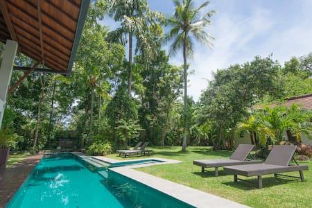 Pleasant, peaceful and pool - Huvila
