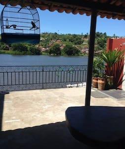 Professor's House at São Félix/Cachoeira, Bahia - Sommerhus/hytte