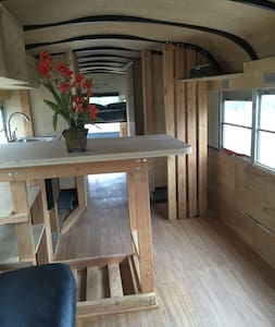 Tiny House 5 Minutes from Coachella - Camper/Roulotte
