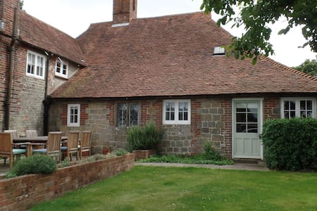 Lovely self contained farm house annexe - Pension