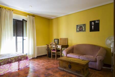Estudio muy centrico 2ºC - Salamanca - Apartment