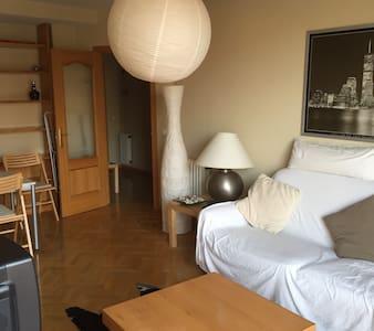 Habitación con baño privado y llave - Alcobendas - Apartment