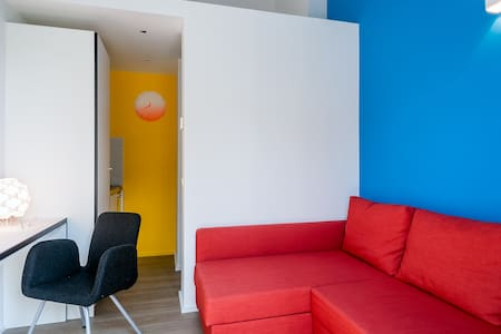 Studio #3 very close to Brussels Airport - Zaventem - Apartment