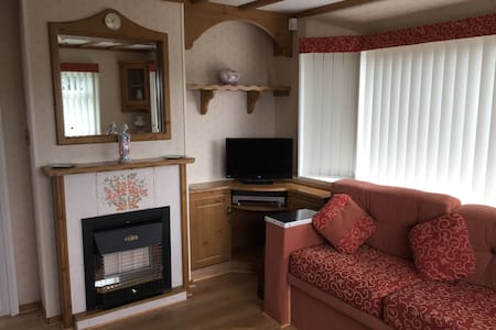 Luxury caravan Skegness with central heating - Diğer