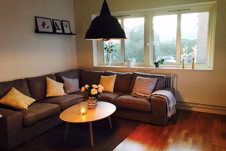 Cosy apartment close to city center - Oslo - Wohnung