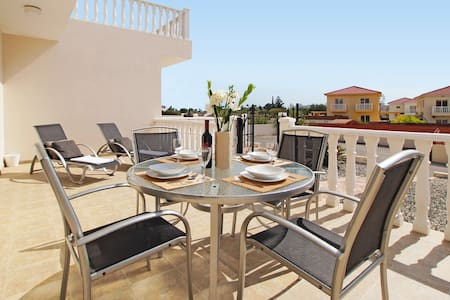 Estelle - apartmt in AyaNapa center - Ayia Napa - Appartamento