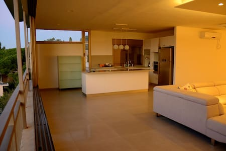 A luxurious house for family - haifa - Apartment