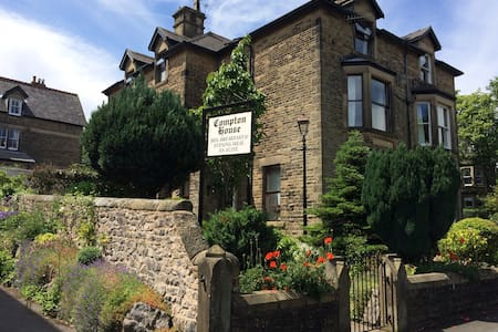 Budget single room B&B - Buxton