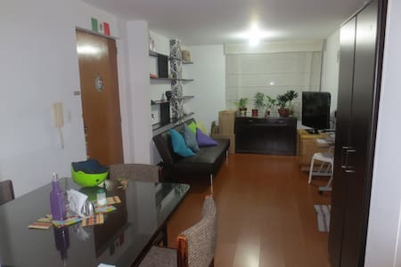 Ofrezco apartamento.