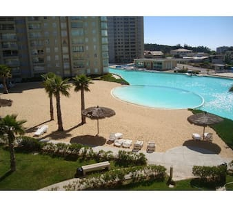 Apartment navigable swimming pool - Apartment