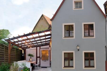 Ferienwohnung Sissi - Dinkelsbühl