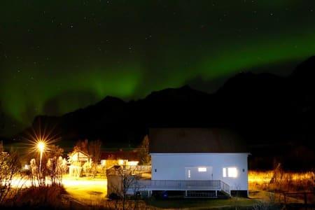 Lovely apartment in new house. - Tromsø - Byt