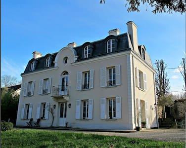 Maison de caractère,  bord de Seine - Bois-le-Roi - Villa