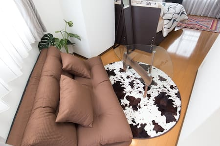 StunningViewROOM Ikebukuro 4min STA  with Wi-Fi+TV - Apartment