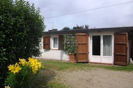 Country apartment with pool - Apartment