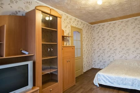 Lovely appartment near metro 23 August - Kharkiv - Appartement