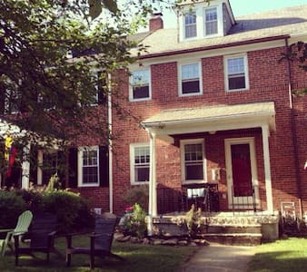 Lovely, cozy and charming in quiet neighborhood! - Baltimore