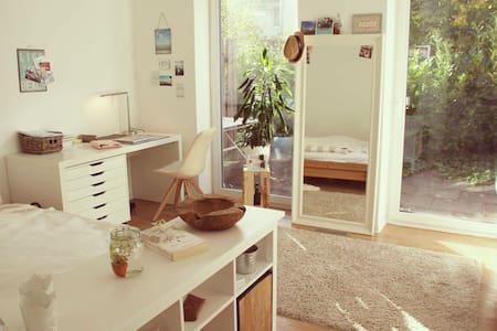 Perfektes Zimmer am Kanal - Lingen (Ems) - Casa