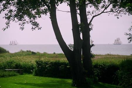 Unique location close to the ocean - Marstal