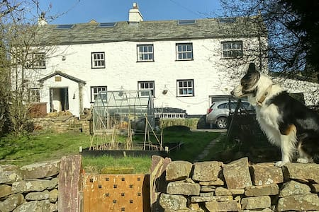Souh Lakes /Kirkby Lonsdale. Fam.Room £55pn £330pw - Kirkby Lonsdale - Dom