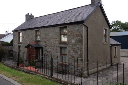 Grove Fort Self Catering Farmhouse. - Dromara