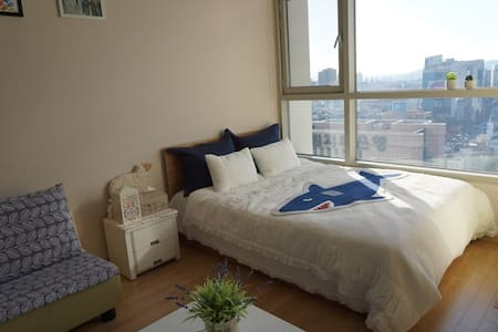 Modern duplex studio in Daegu City - Jung-gu - Apartment