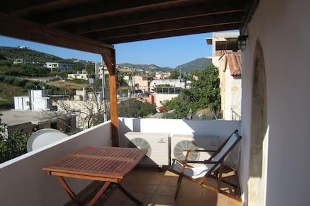 Cretan traditional LARGE villa!!!! - Kato Archanes - Villa