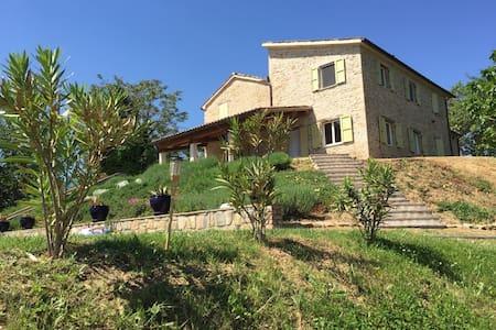 Fantastisch familiehuis - Casa Sala - Fratte Rosa