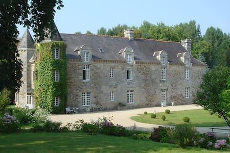 MANOIR ABBAYE DE TREGOUET dinan - Castle