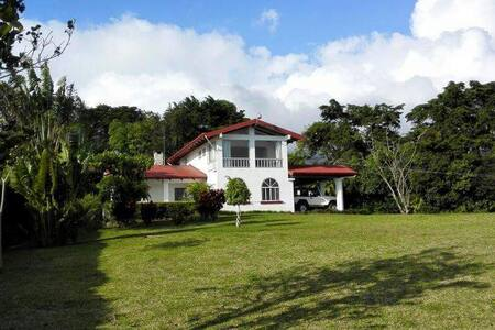 Breathtakingly peaceful mountain Home! - San Isidro