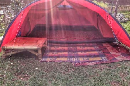 Kampoeng Sadang Camp Ground - Tenda