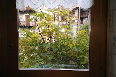 Nutshell stanza  baita Valsesia - Casa