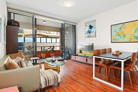 Modern apartment on Oxford Street