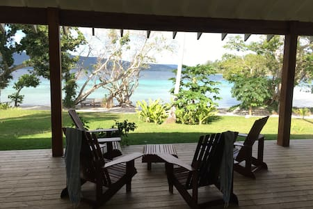 Exclusive private island retreat - Moso - Maison
