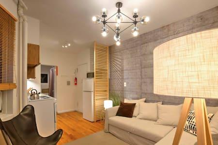 AMAZING DESIGNER TIMES SQUARE APARTMENT- BEAUTIFUL - New York - Apartment