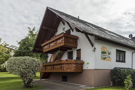 Ferienhaus in Drognitz, Fewo Linde - Apartment