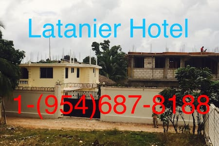 Latanier Hotel Bed and Breakfast !! - Szoba reggelivel