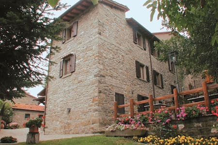 Agriturismo Flora - Il Mirtillo, sleeps 4 guests - Casenuove - Villa